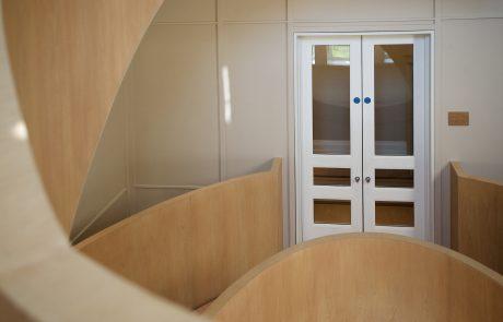Longden doors Glazing